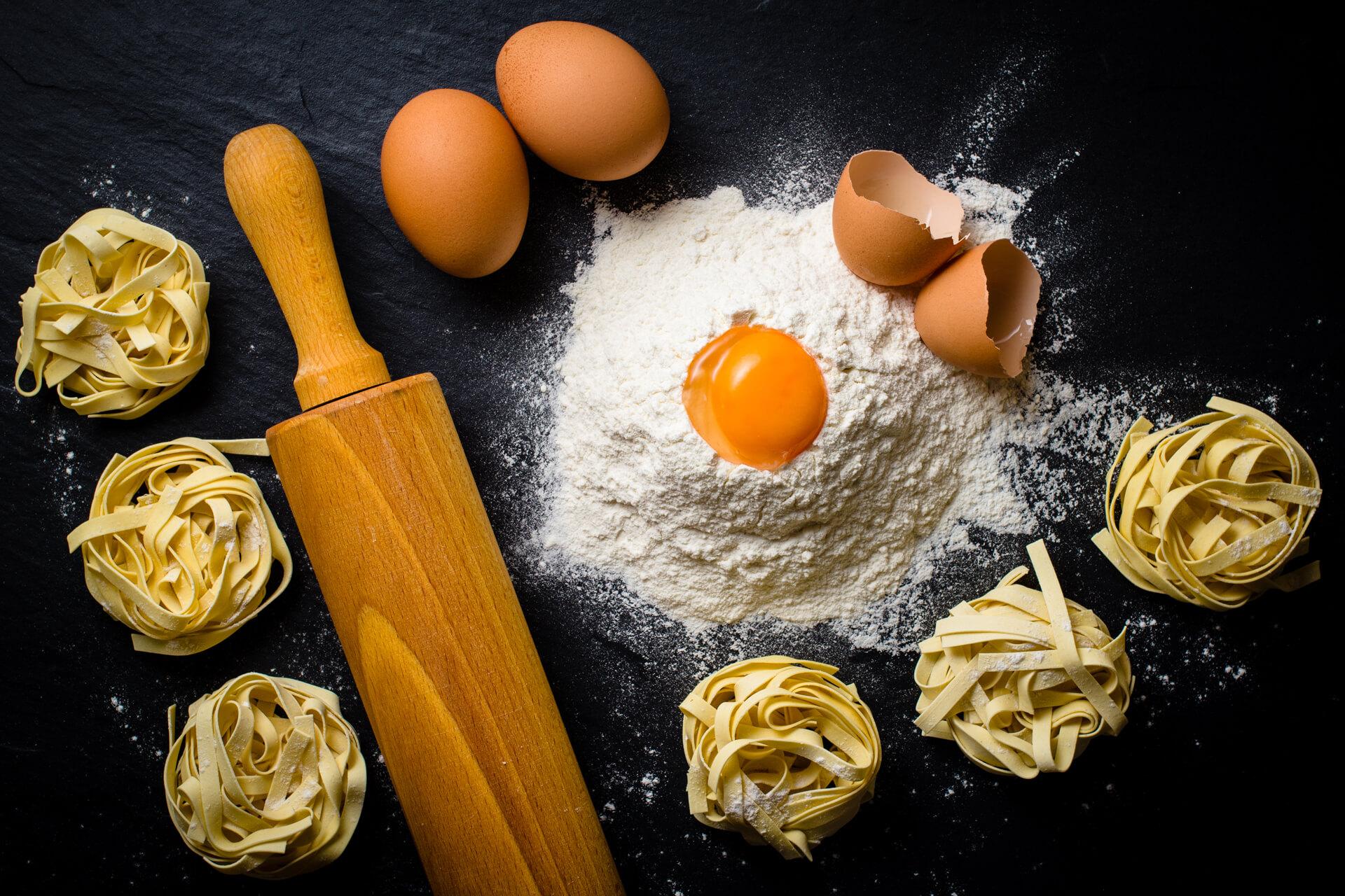 San Vito Romano Pasta all'uovo Corrado Quaresima